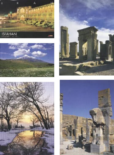 Historical sites of Iran