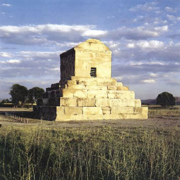 Tomb of Cyrus The Great, Pasargad