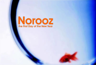 Events Magazeine No. 8 -  March 2005 - Norooz: the First Day of the New Year