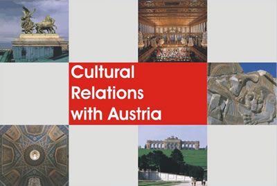 Events Magazeine No. 9 -  July 2005 - Cultural relations with Austria